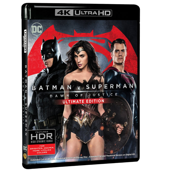 Batman v Superman: Dawn of Justice (4K UHD)