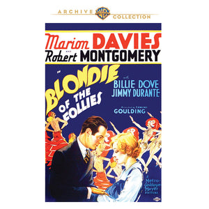 Blondie of the Follies (1932) (MOD)