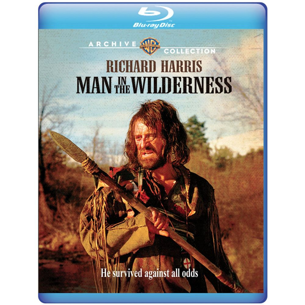 Man in the Wilderness (BD)