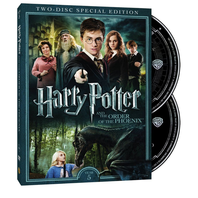 Harry Potter and the Order of the Phoenix (Two-Disc Special Edition) (DVD)