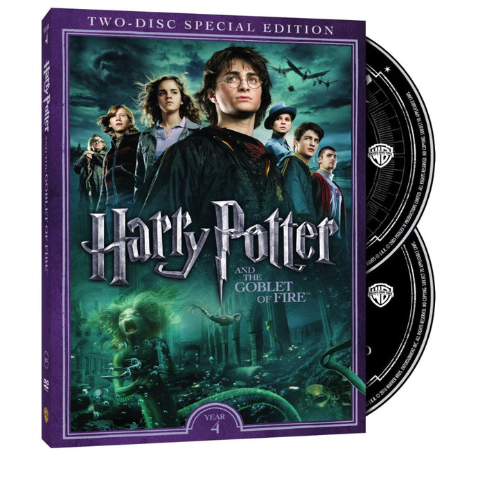 Harry Potter and the Goblet of Fire (Two-Disc Special Edition) (DVD)