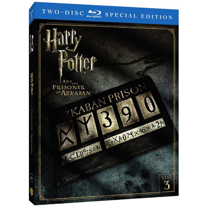 Harry Potter and the Prisoner of Azkaban (Two-Disc Special Edition) (BD)