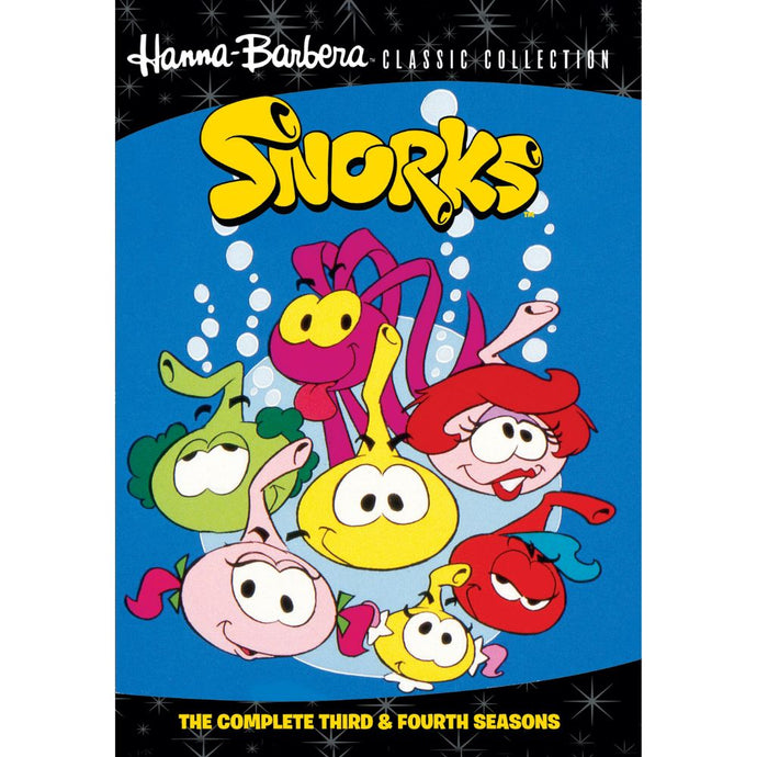 Snorks: The Complete Third & Fourth Seasons (MOD)