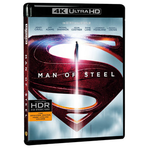 Man of Steel (4K UHD)