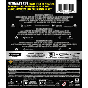 Watchmen (The Ultimate Cut) (4K UHD)