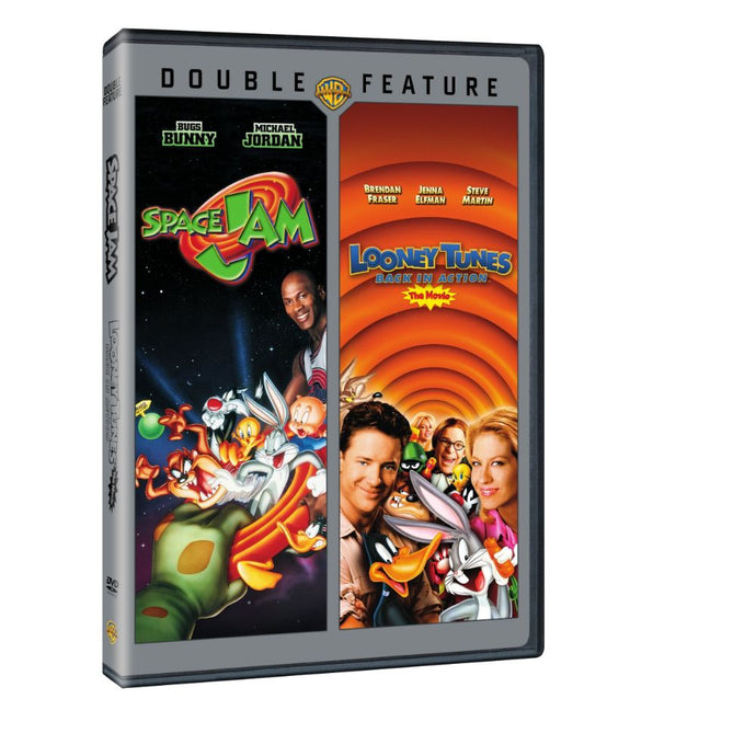 Space Jam/Looney Tunes: Back in Action (Double Feature) (DVD)