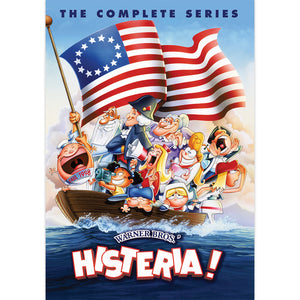 Histeria! The Complete Series (MOD)