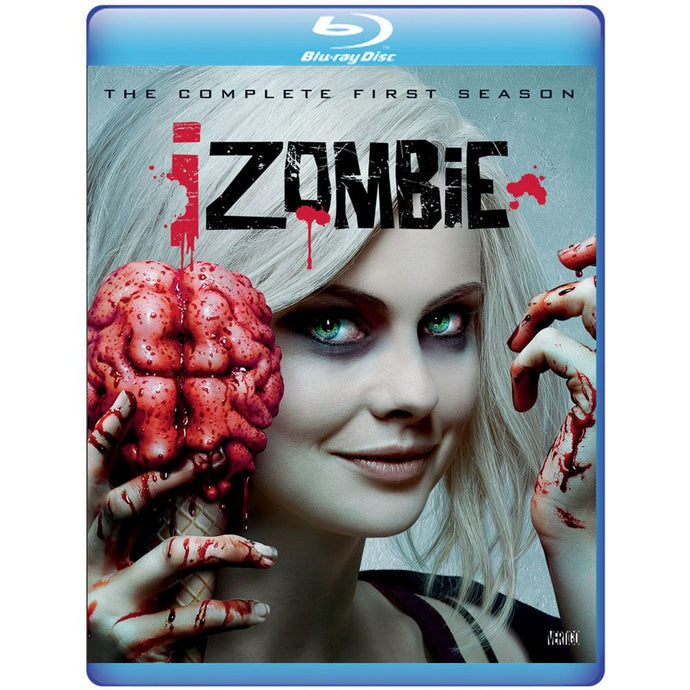 iZombie: The Complete First Season (BD)