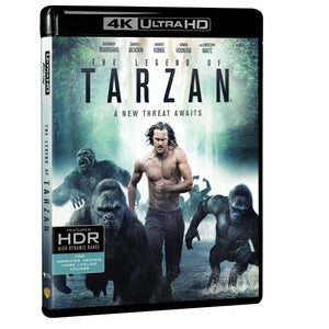 The Legend of Tarzan (4K UHD)