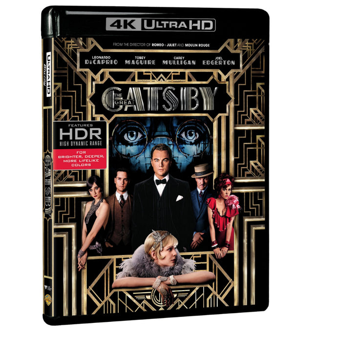 The Great Gatsby (4K UHD)