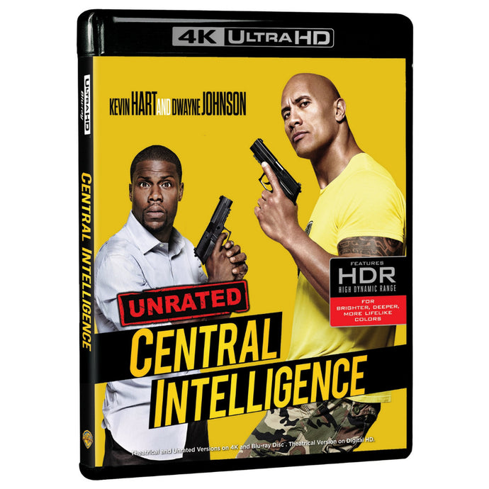 Central Intelligence (4K UHD)