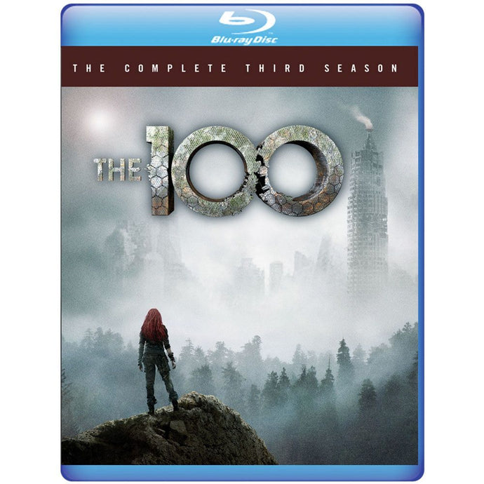 The 100: The Complete Third Season (BD)