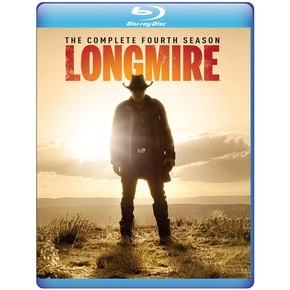 Longmire: The Complete Fourth Season (BD)