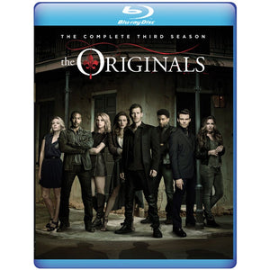 The Originals: The Complete Third Season (BD)