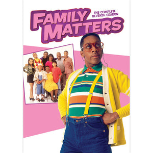 Family Matters: The Complete Seventh Season (MOD)