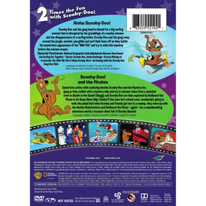 Scooby-Doo: Aloha Scooby-Doo! / Scooby-Doo & the Pirates (Double Feature) (DVD)