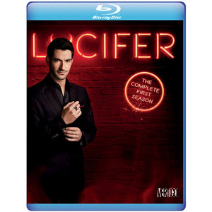 Lucifer: The Complete First Season (BD)