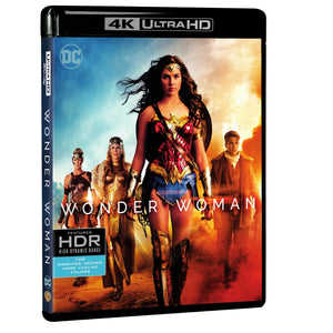 Wonder Woman (4K UHD)