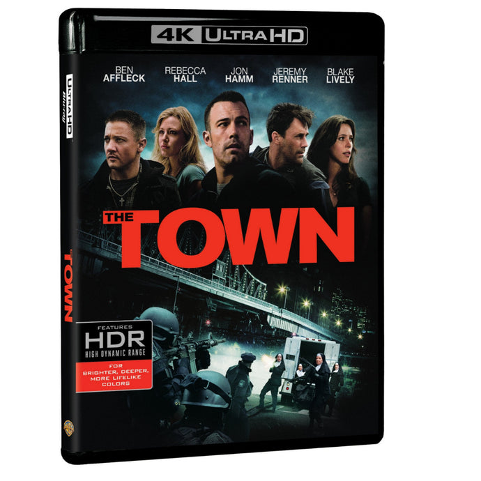 The Town (4K UHD)