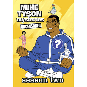 Mike Tyson Mysteries: The Complete Second Season (MOD)