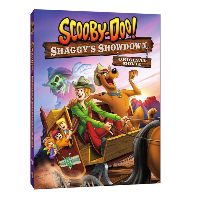 Scooby-Doo Shaggy's Showdown (DVD)
