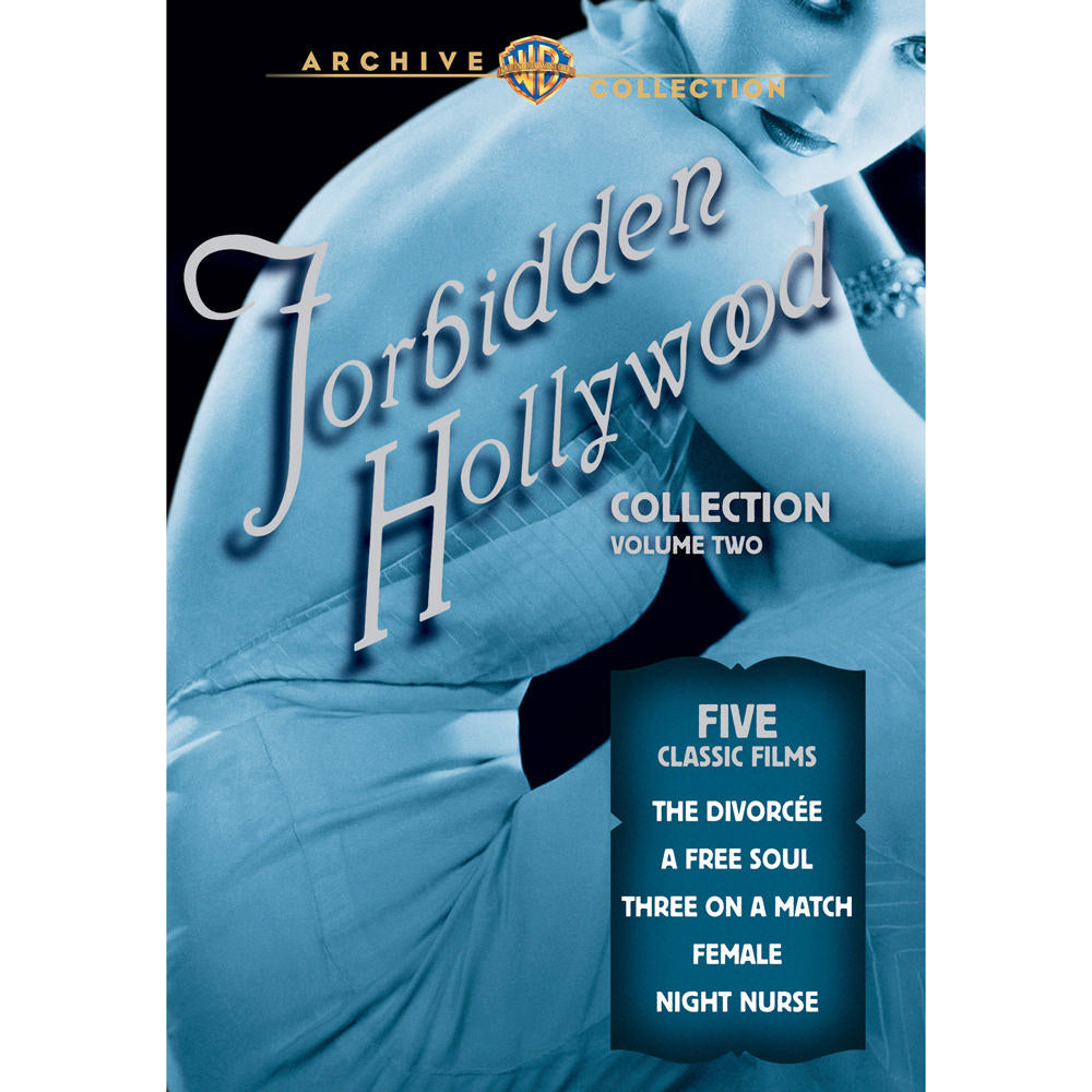 Forbidden Hollywood Collection Volume 2 (MOD)