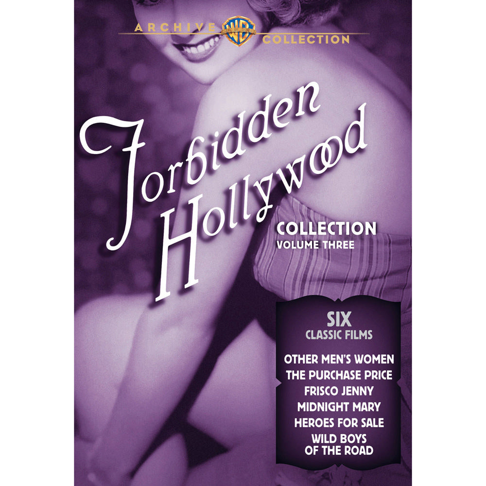 Forbidden Hollywood Collection Volume 3 (MOD)