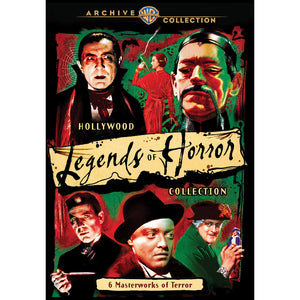 Hollywood Legends of Horror Collection (MOD)