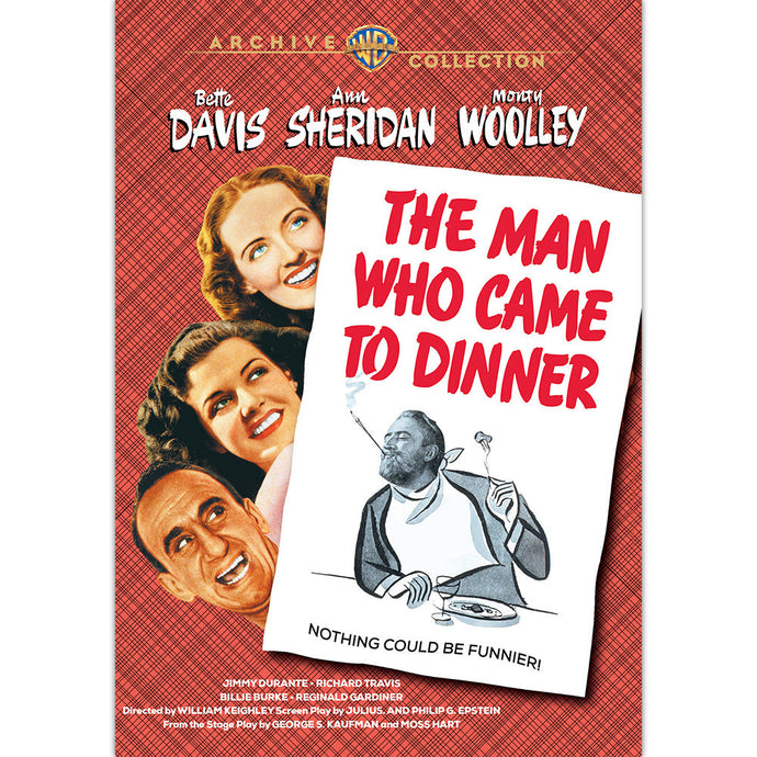 Man Who Came To Dinner, The (1942) (MOD)