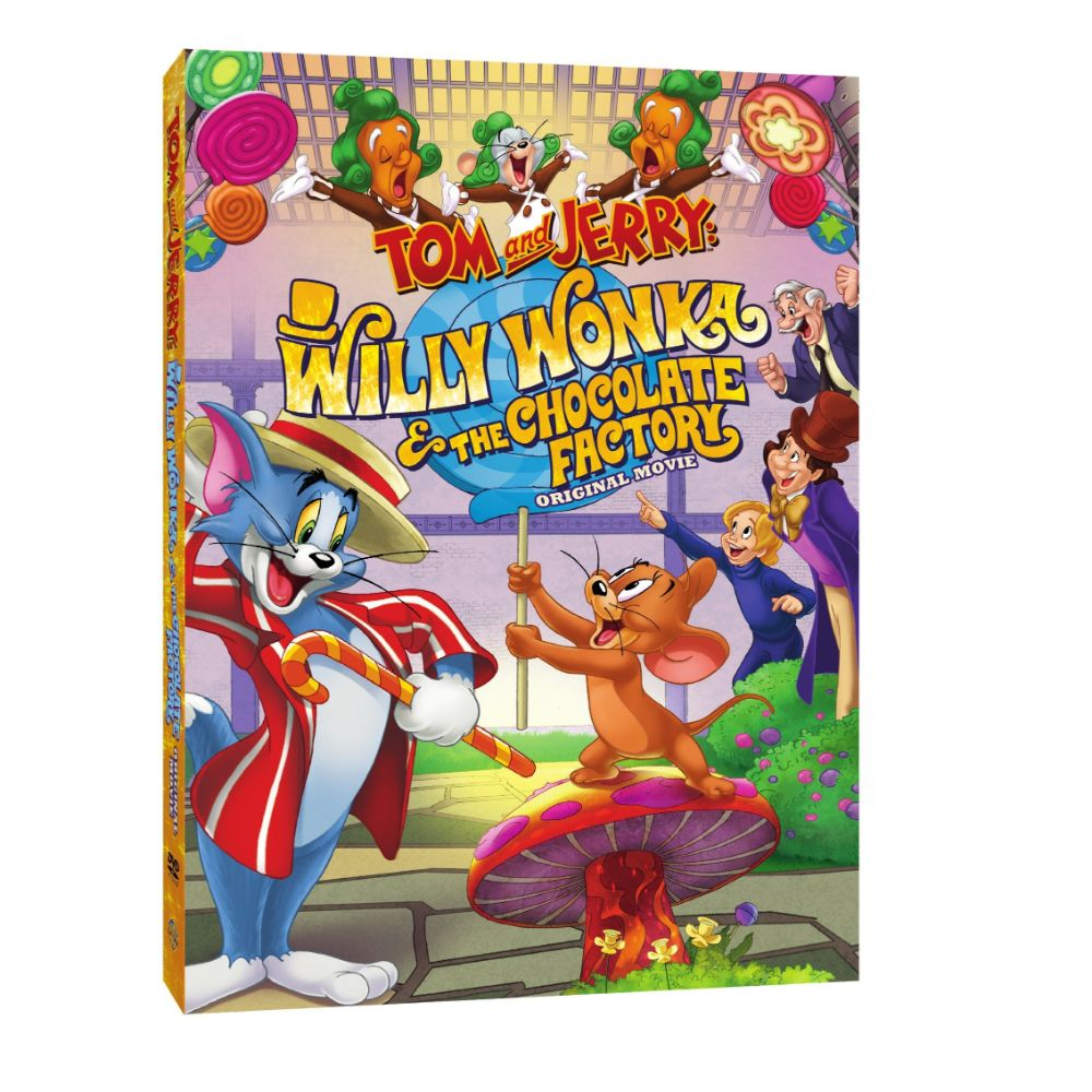Tom And Jerry Wizard Of Oz Dvd Tom and Jerry: Willy W...