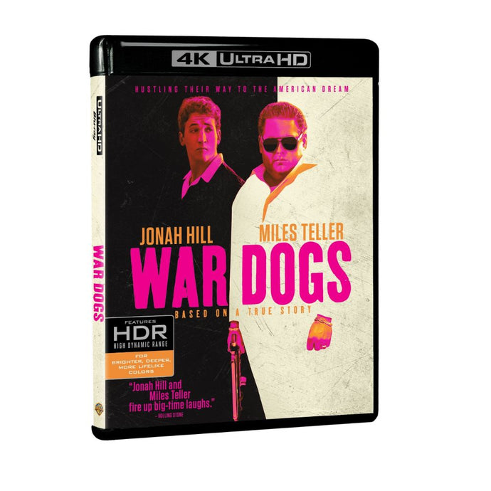 War Dogs (4K UHD)