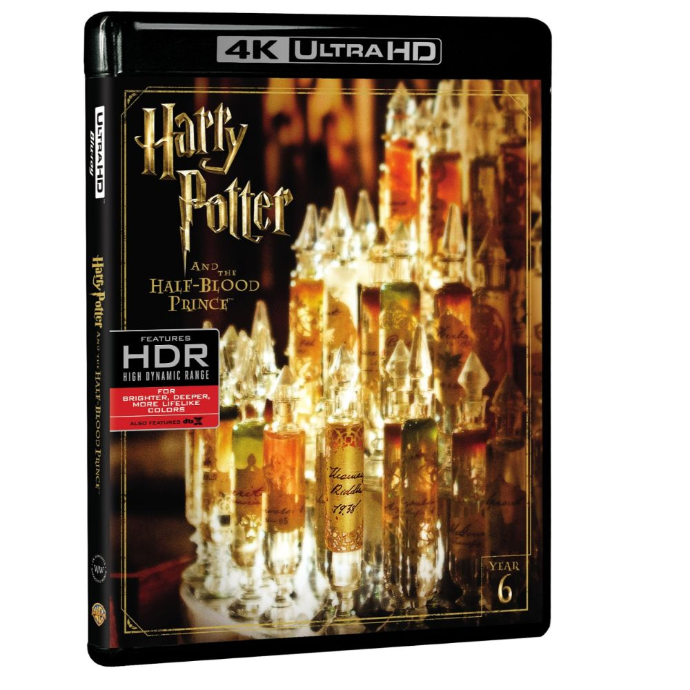 Harry Potter and the Half Blood Prince (4K UHD)