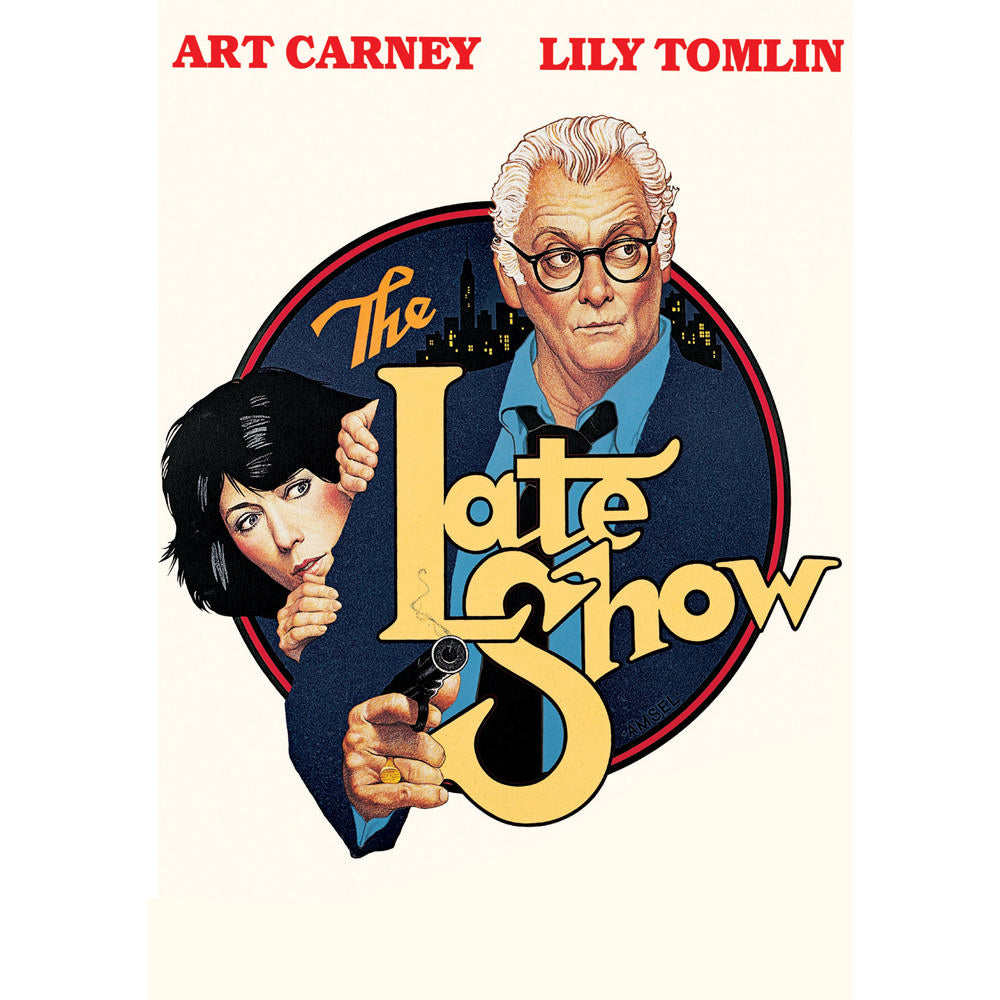 Late Show, The (1977) (MOD)