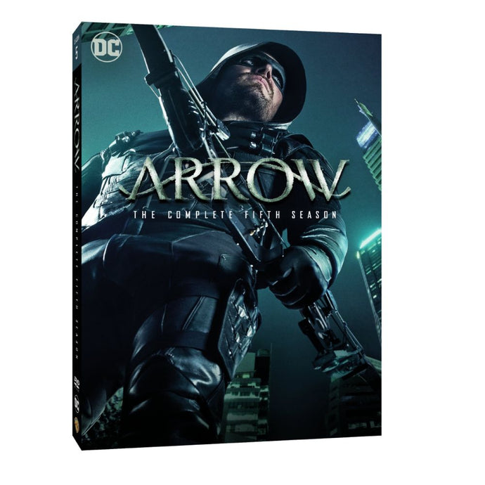 Arrow: The Complete Fifth Season (DVD)