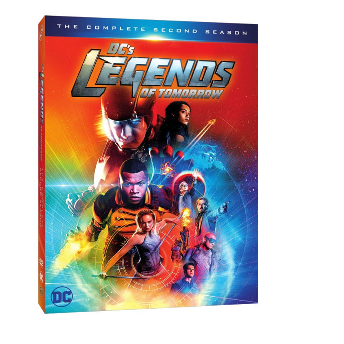 DC's Legends of Tomorrow: The Complete Second Season (DVD)