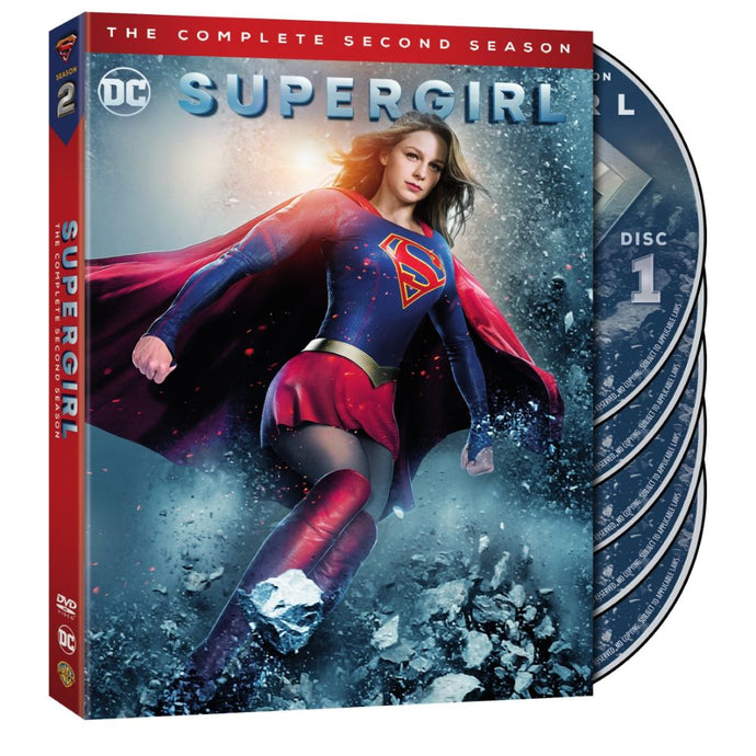 Supergirl: The Complete Second Season (DVD)
