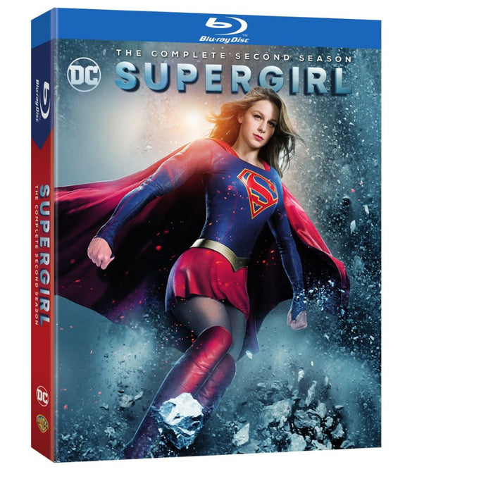 Supergirl: The Complete Second Season (BD)