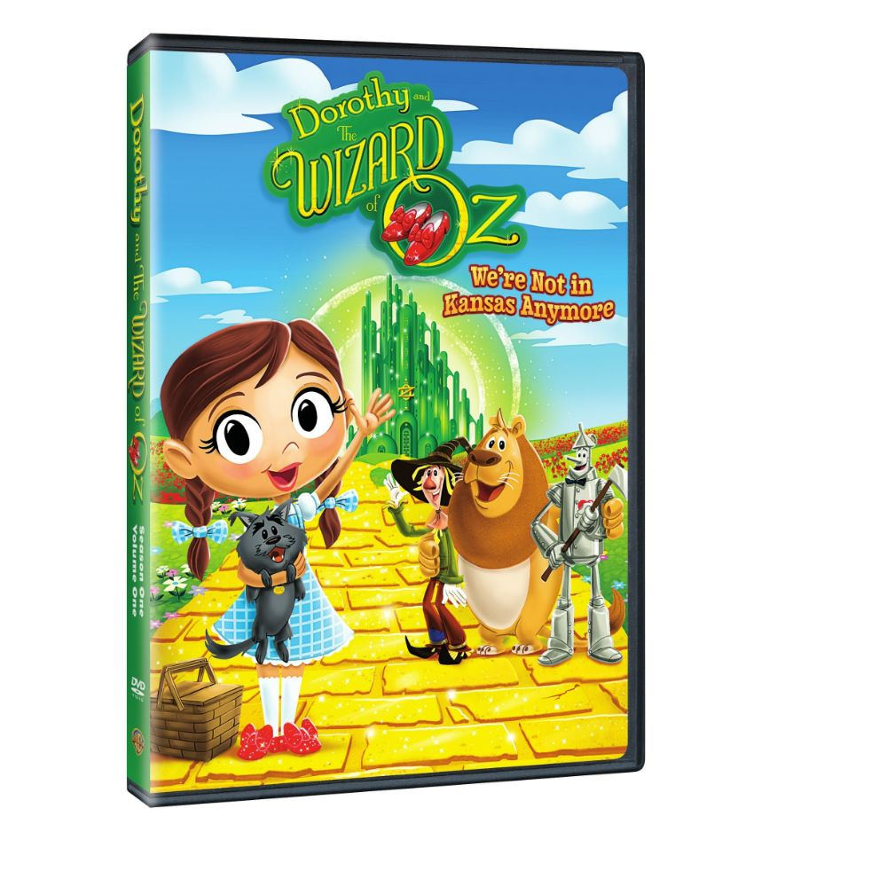 Dorothy and the Wizard of Oz: We're Not in Kansas Anymore (DVD)