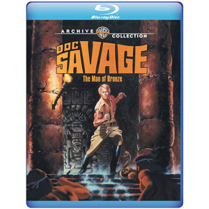 Doc Savage: The Man of Bronze (BD)