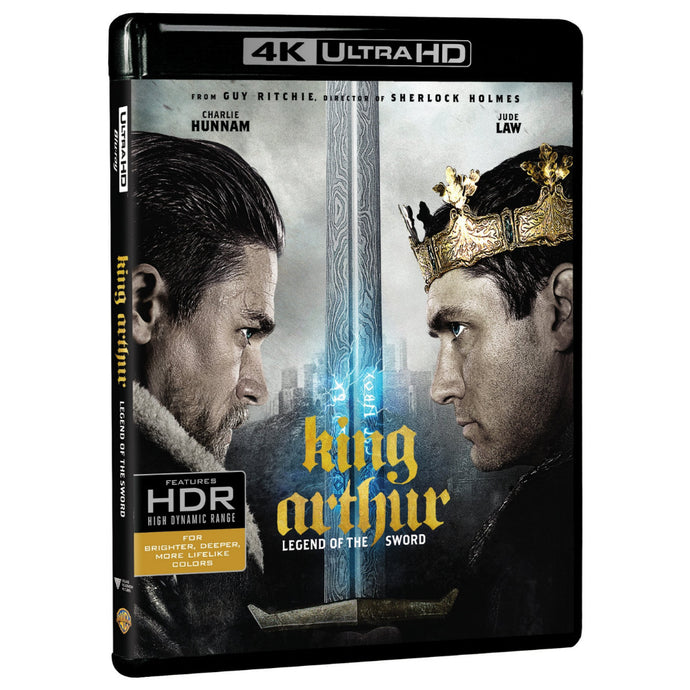 King Arthur: Legend of the Sword (4K UHD)