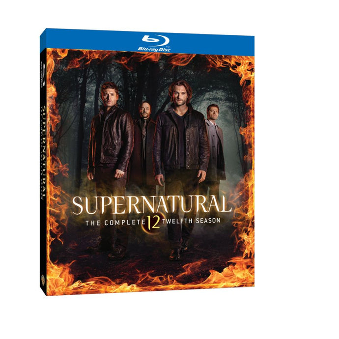 Supernatural: The Complete Twelfth Season (BD)