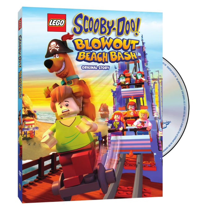 LEGO Scooby-Doo! Blowout Beach Bash (DVD)