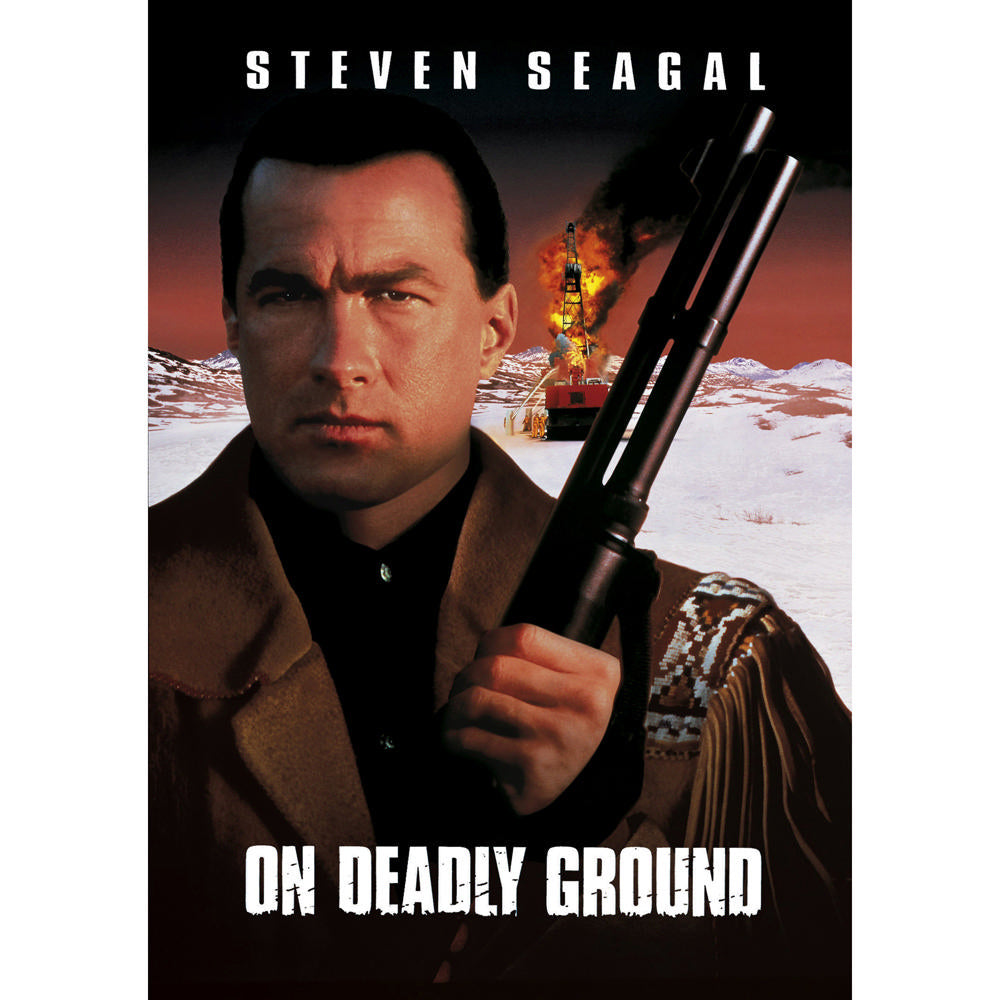 On Deadly Ground (1994) (MOD)