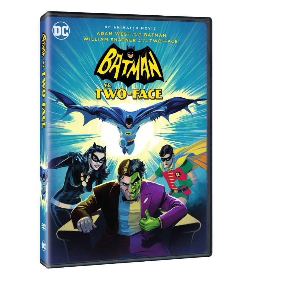 Batman vs. Two-Face (DVD)