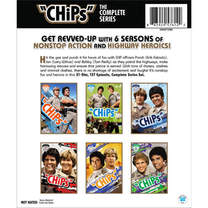 C.H.I.P.S.: The Complete Series (DVD)