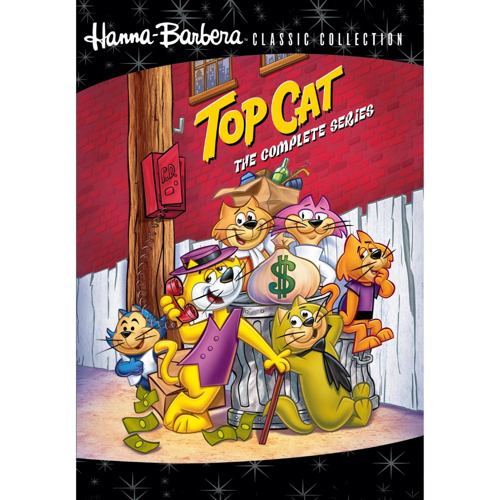 Top Cat: The Complete Series (MOD)