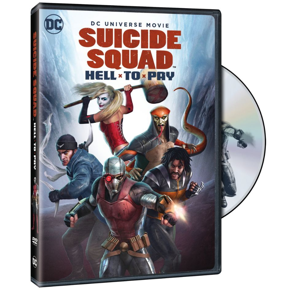 Suicide Squad: Hell to Pay (DVD)