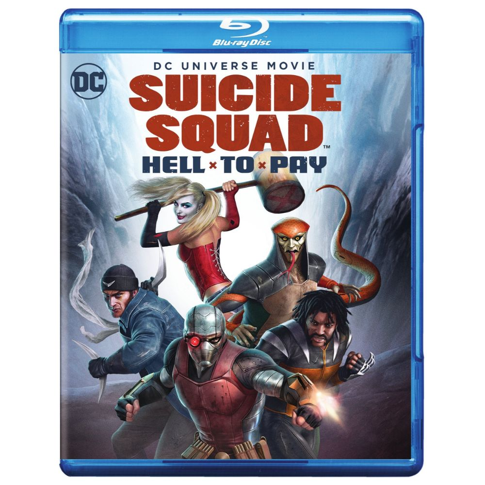 Suicide Squad: Hell to Pay (BD)