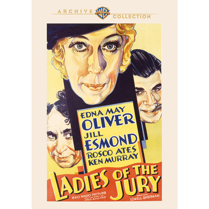 Ladies of the Jury (1932) (MOD)