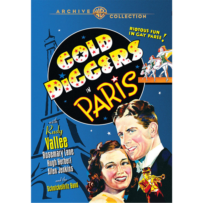 Gold Diggers in Paris (1938) (MOD)